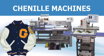 Highland Chenille Machines